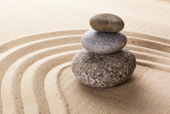Meditation classes for balance