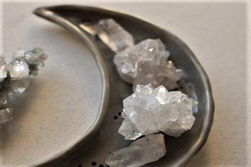 Crystals for deep sleep